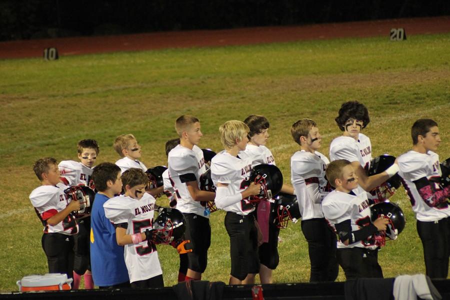 Sonoma County Youth Football Photo