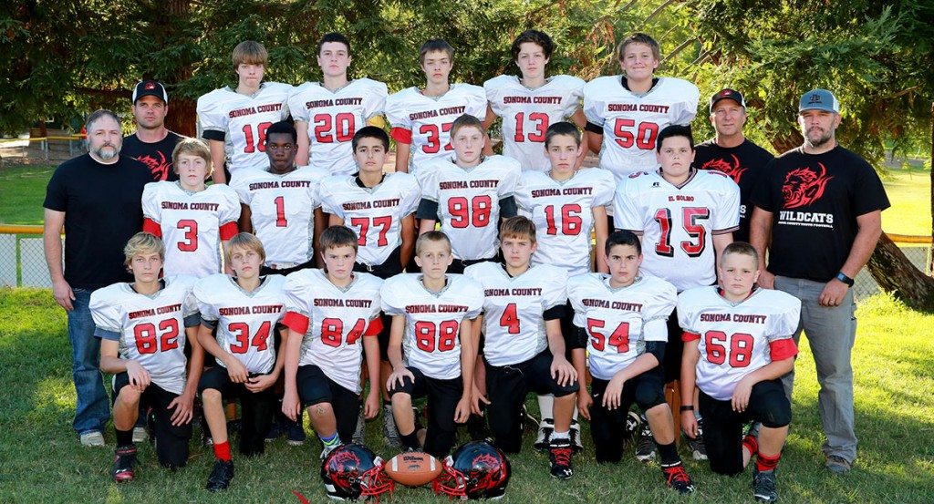 Our 2015 Varsity team